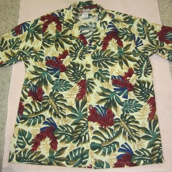 b8a7f37bd Hilo Hawaii Other - Vintage Hilo Hawaii mens shirt size XL